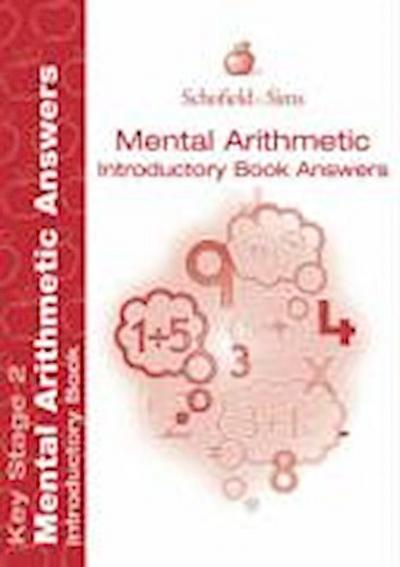 Mental Arithmetic Introductory Book Answers