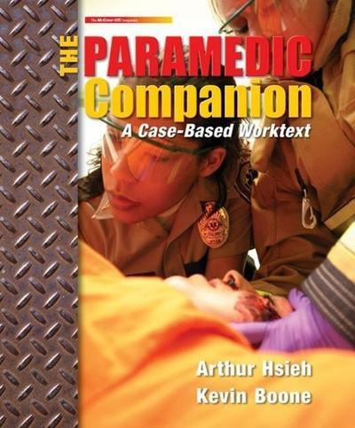 The Paramedic Companion Updated Edition W/Student DVD