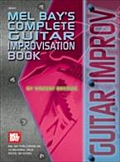 Complete Guitar Improvisation Book