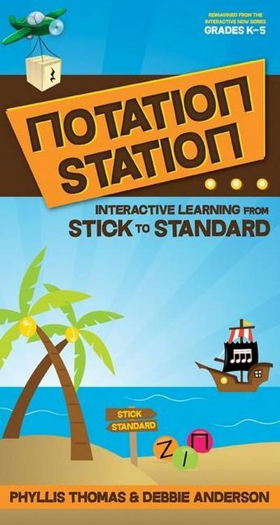Notation Station: Interactive Learning from Stick to Standard