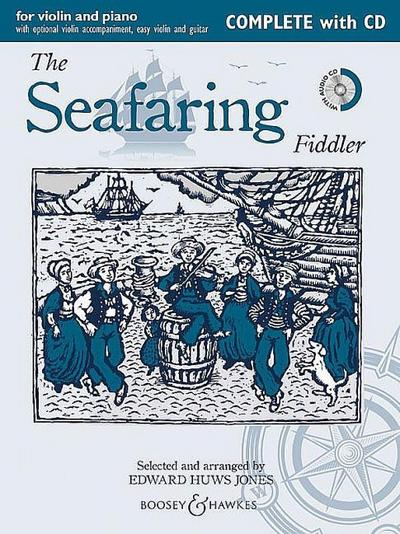 The Seafaring Fiddler + CD