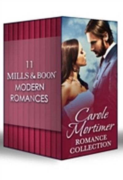 Carole Mortimer Romance Collection