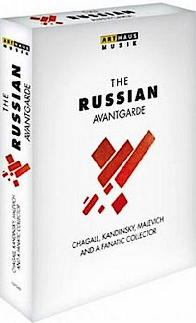 The Russian Avantgarde [4 DVDs]