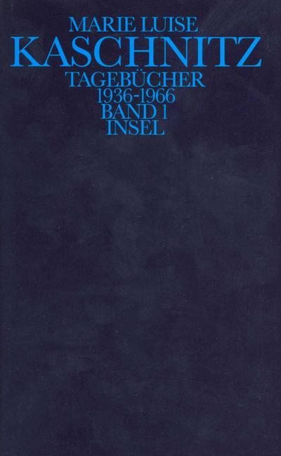 Tagebücher 1936-1966, 2 Bde.