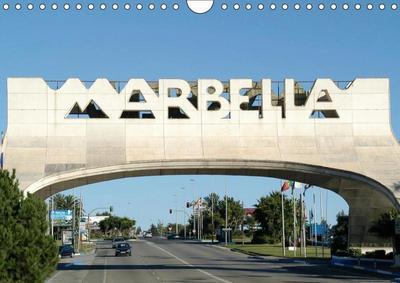 Marbella (Wall Calendar 2019 DIN A4 Landscape)
