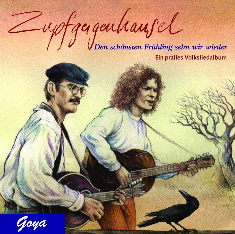 30 Jahre Zupfgeigenhansel. CD Thomas Friz