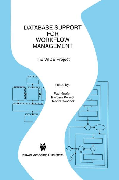 Database Support for Workflow Management