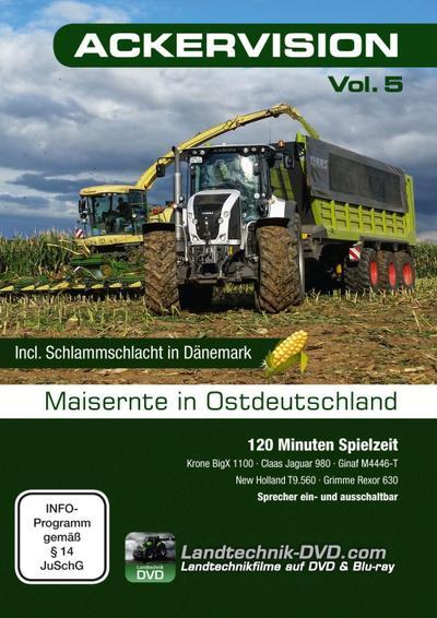 Ackervision Vol. 5 - Maisernte in Ostdeutschland