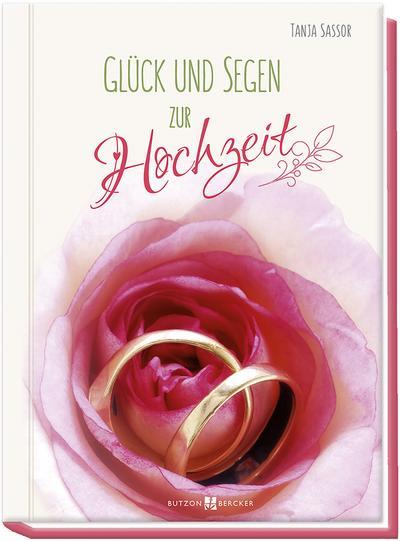 Glück und Segen zur Hochzeit; Deutsch