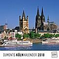Köln Cologne 2018 - Wandkalender, Quadratformat