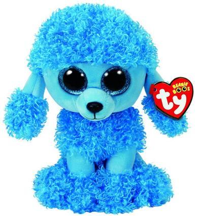 Mandy, Pudel blau 24cm