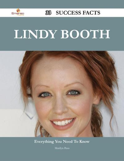 Lindy Booth 33 Success Facts - Everything you need to know about Lindy Booth