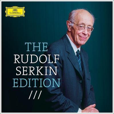 The Rudolf Serkin Edition, 9 Audio-CD