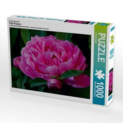 Ein Motiv aus dem Kalender Pink Flowers (Puzzle)
