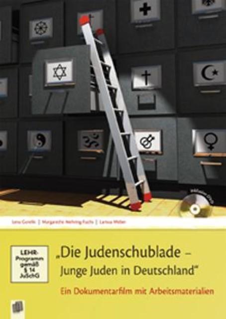'Die Judenschublade - Junge Juden in Deutschland', m. DVD |  ... 9783834608154