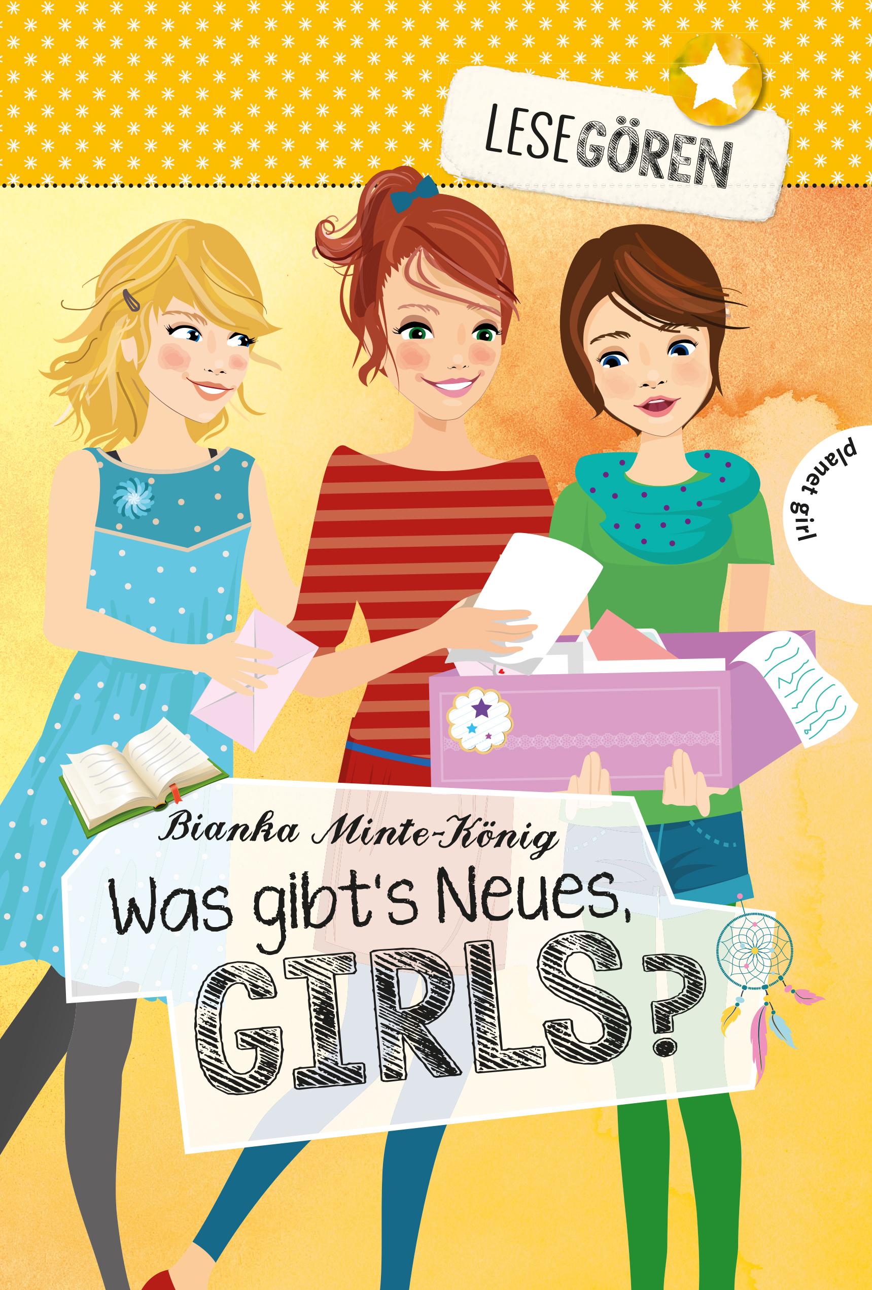 Lesegören: Was gibt's Neues, Girls? Bianka Minte-König