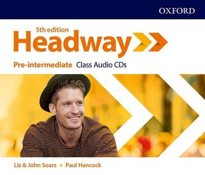 Headway Headway Pre-intermediate, Class Audio-CDs