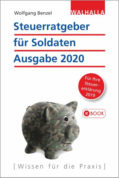 Steuerratgeber für Soldaten - Ausgabe 2020
