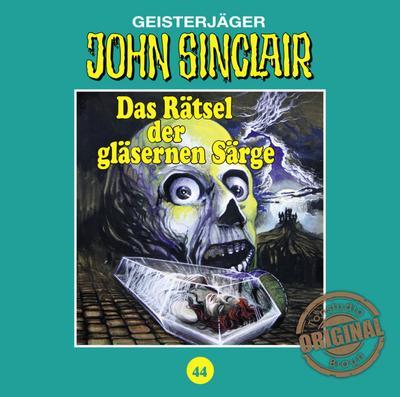 John Sinclair Tonstudio Braun - Folge 44