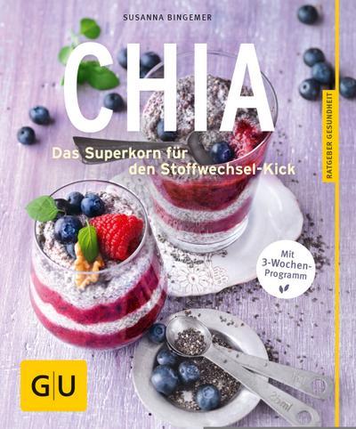 CHIA –  Das Superkorn für den Stoffwechsel-Kick