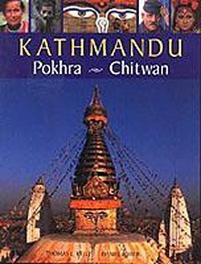Kathmandu, Pokhra, Chitwan - Roli Books Pvt Ltd - Taschenbuch, Deutsch, Daniel Haber, ,