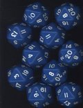 9780007522583 - Numbers 1- 20, 10 Dice - Buch