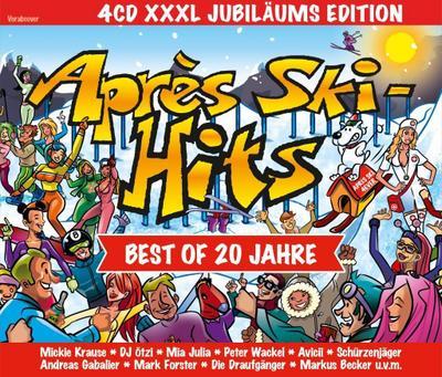 Après Ski Hits - Best Of 20 Jahre