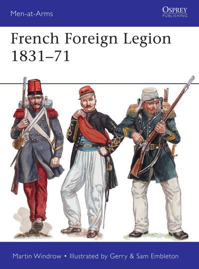 French Foreign Legion 1831-71
