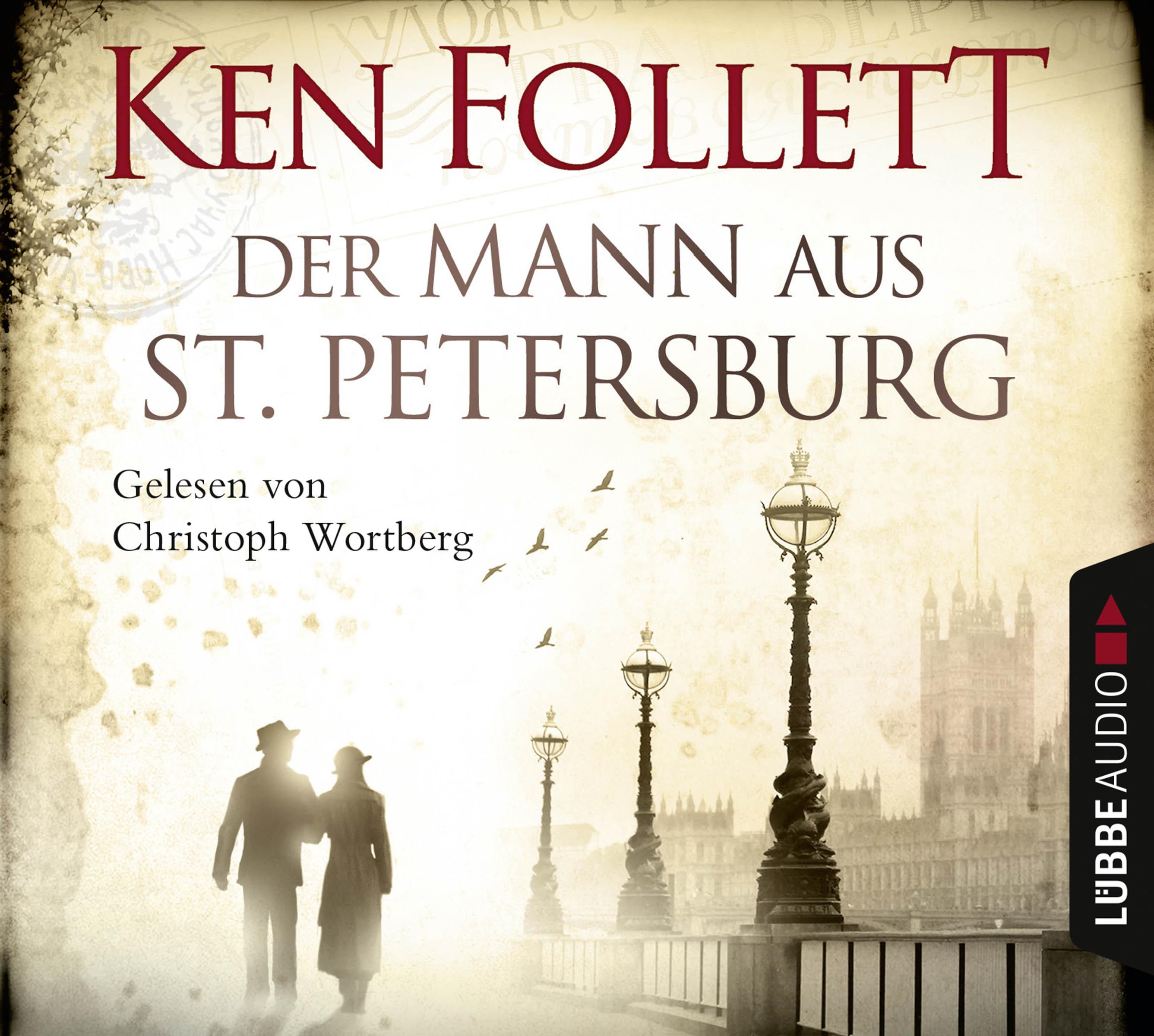 NEU Der Mann aus St. Petersburg Ken Follett 752838
