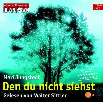 Den Du nicht siehst; 5 CDs; Downtown; Übers. v. Haefs, Gabriele; Deutsch