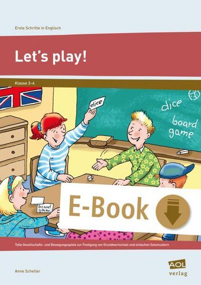 Erste Schritte in Englisch: Let's Play!