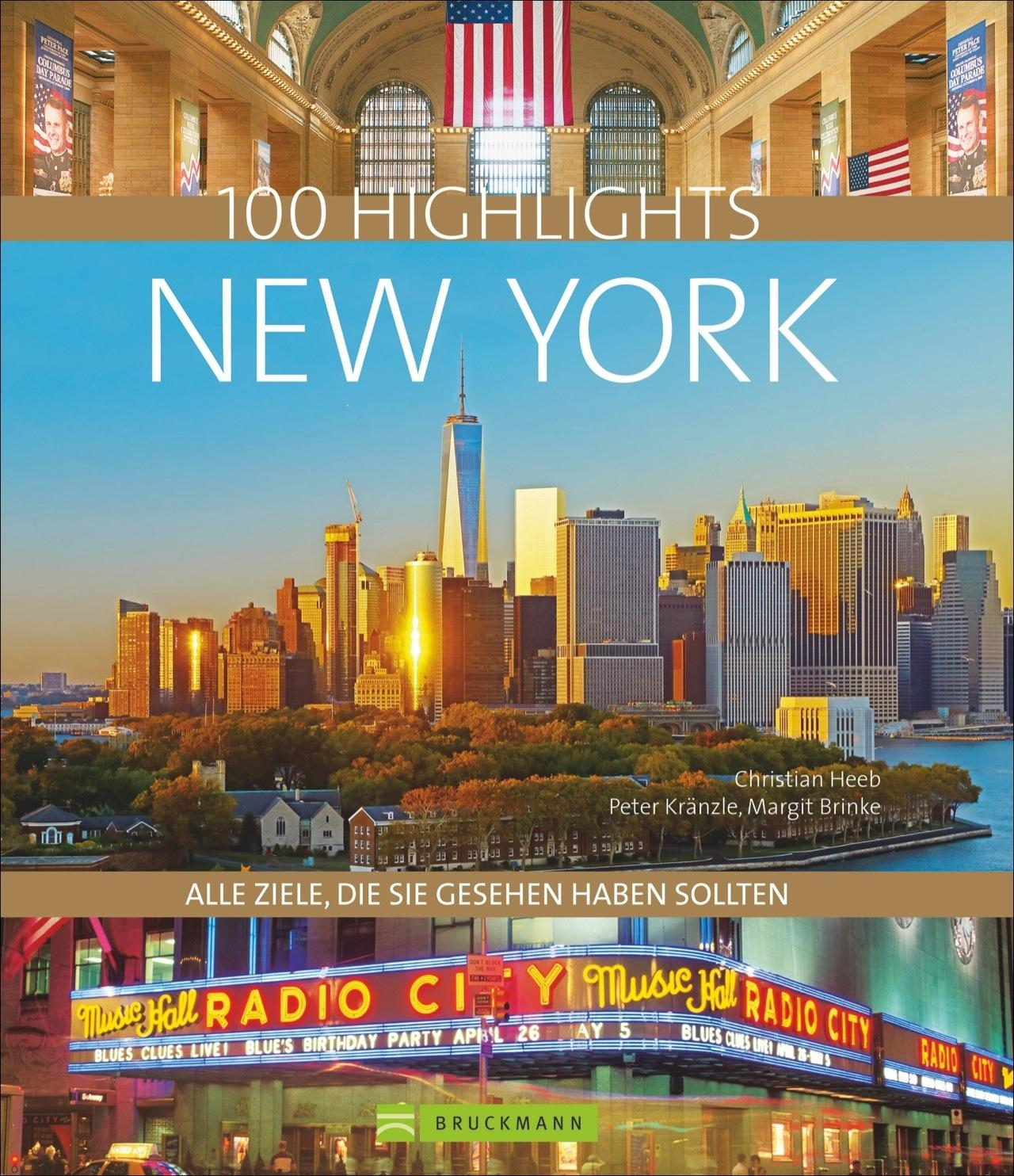 100 Highlights New York Peter Kränzle