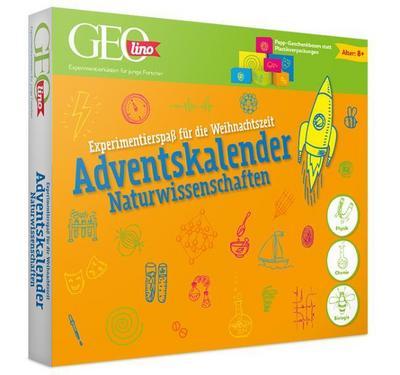 GEOlino Naturwissenschaften Adventskalender 2020