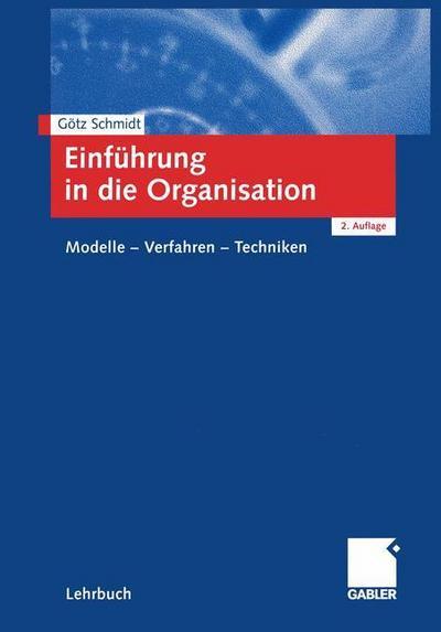 Einführung in die Organisation