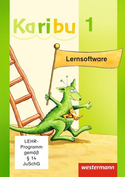 Karibu Lernsoftware, 1. Klasse, CD-ROM