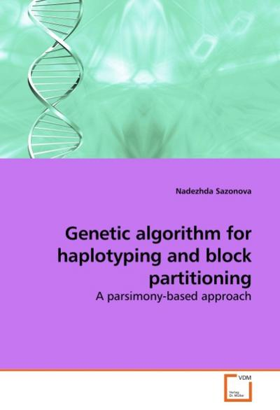Genetic algorithm for haplotyping and block partitioning