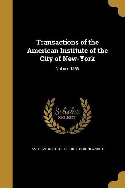 TRANSACTIONS OF THE AMER INST