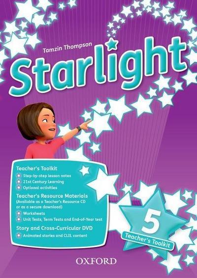 Starlight: Level 5. Teacher's Toolkit