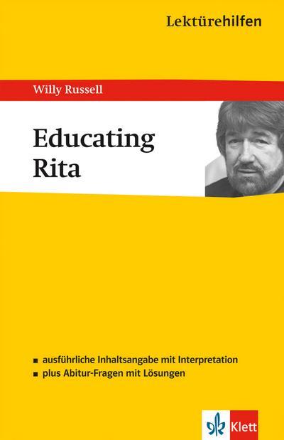 Lektürehilfen Educating Rita