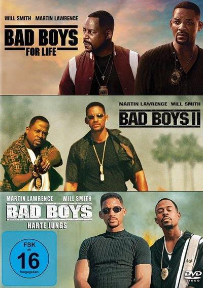 Bad Boys 1-3
