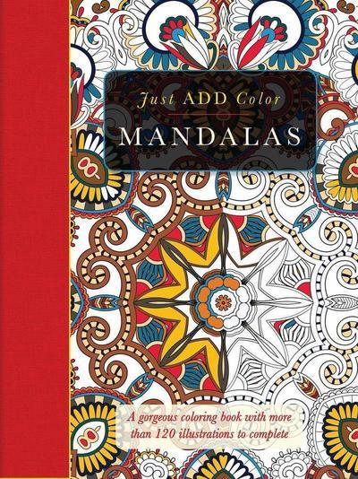 Just Add Color: Mandalas