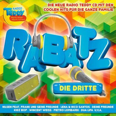 Radio TEDDY - RABATZ DIE DRITTE