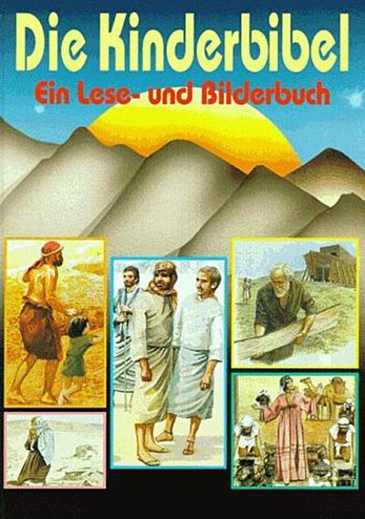 Die Bibel, Ein Lesebuch und Bilderbuch für Kinder - Naumann & Göbel - Gebundene Ausgabe, Deutsch, Geoffrey Marshall-Taylor, ,