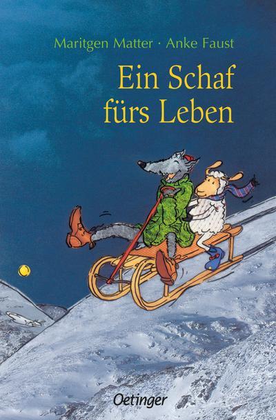 Ein Schaf fürs Leben.  Kinderbuch. Lesealter ab 6 Jahren glänz. lam.