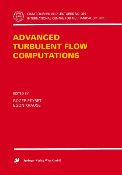 Advanced Turbulent Flow Computations
