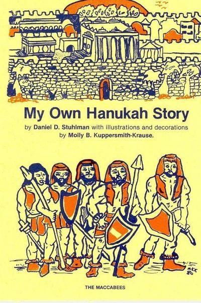 My Own Hanukah Story