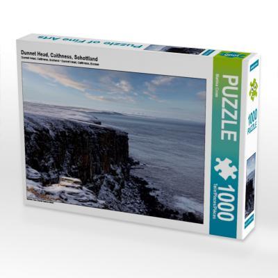 Dunnet Head, Caithness, Schottland (Puzzle)