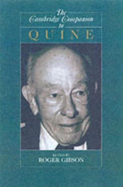 Cambridge Companion to Quine