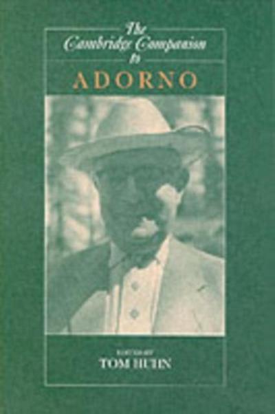 Cambridge Companion to Adorno