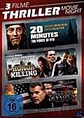 Thriller Movie Night, 3 DVD